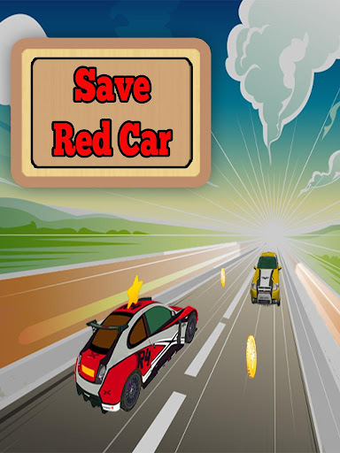 Save Red Car