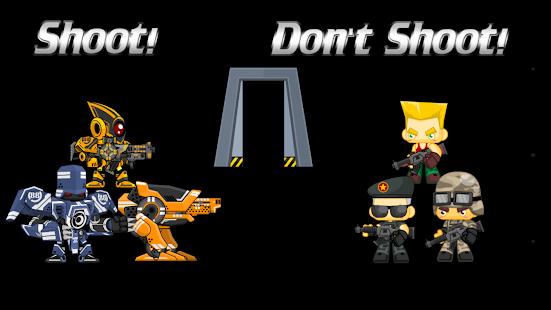 玩免費動作APP|下載Shoot! Don't Shoot! app不用錢|硬是要APP