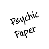 Dr Who Psychic Paper