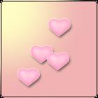 Simple Hearts Live Wallpaper icon