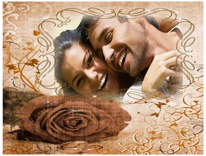 Love Beautiful Photo Frames - náhled
