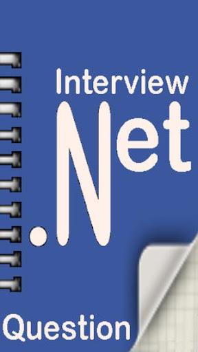 .Net Interview Question
