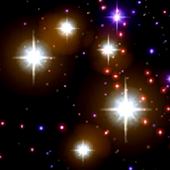 Star Clusters 3D Live WP