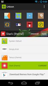 Unicon (formerly Icon Themer) v1.6.6