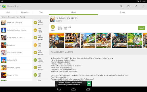 AppBrain App Market 9.7.2 screenshots 7