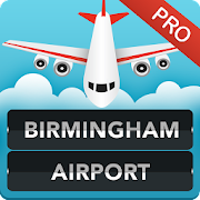 FLIGHTS Birmingham Airport Pro
