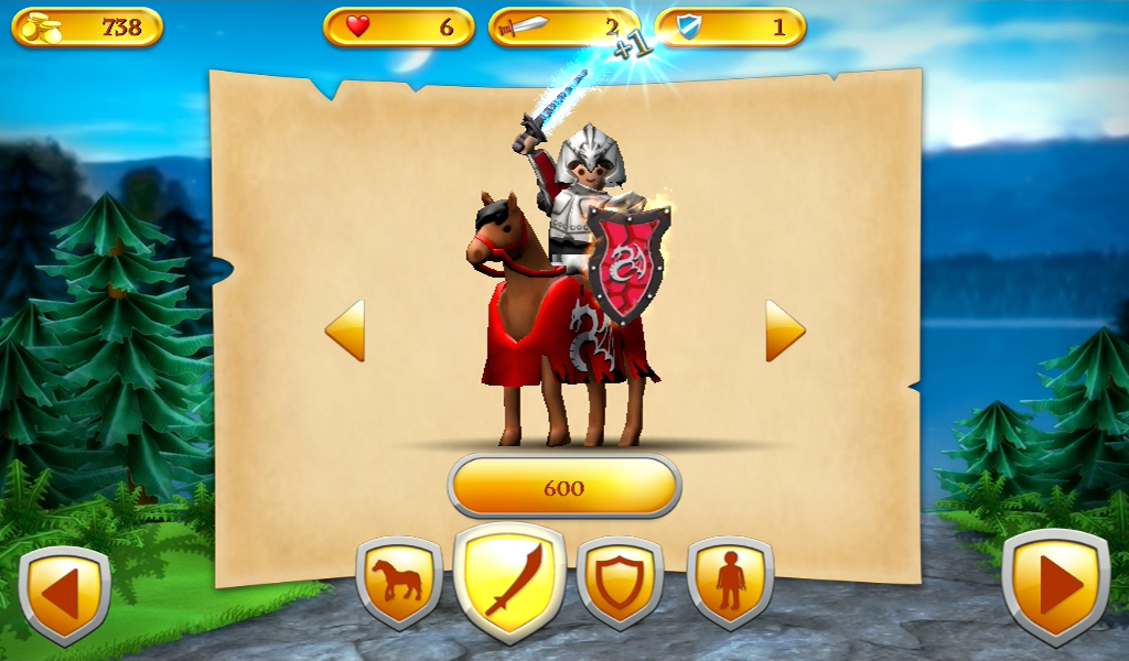 PLAYMOBIL Knights screenshot 13