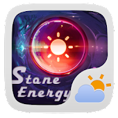 Stone Energy GO Weather Theme