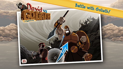 David vs. Goliath Bible Story