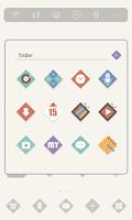 Screenshot of Simple Diamond dodol theme