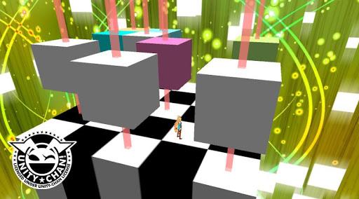 UnityChan JumpGame