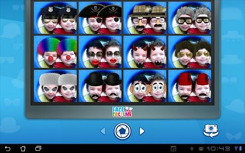 Face Costume - screenshot thumbnail