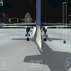 Propeller Airplane Fly 3D icon