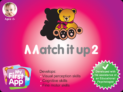 Match It Up 2 for toddlers- screenshot thumbnail