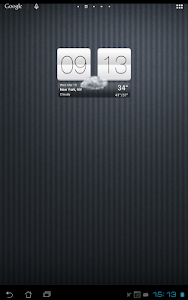 Sense V2 Flip Clock & Weather v2.11.01 (Ad Free)