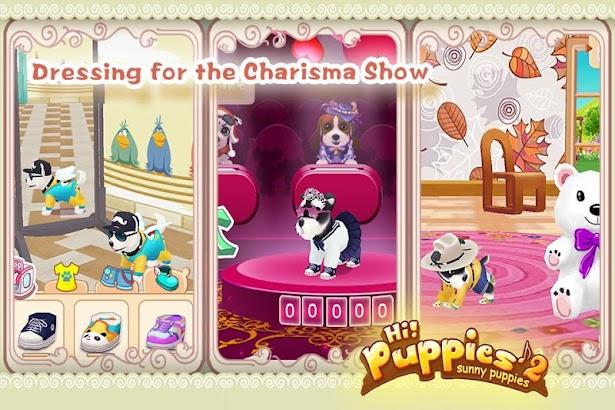 Hi! Puppies2 ♪ screenshot