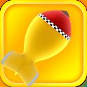 Rockets Missile 3D logo