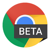 Free app Chrome Beta Tablet