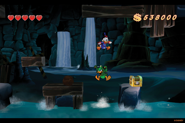 DuckTales: Remastered - screenshot