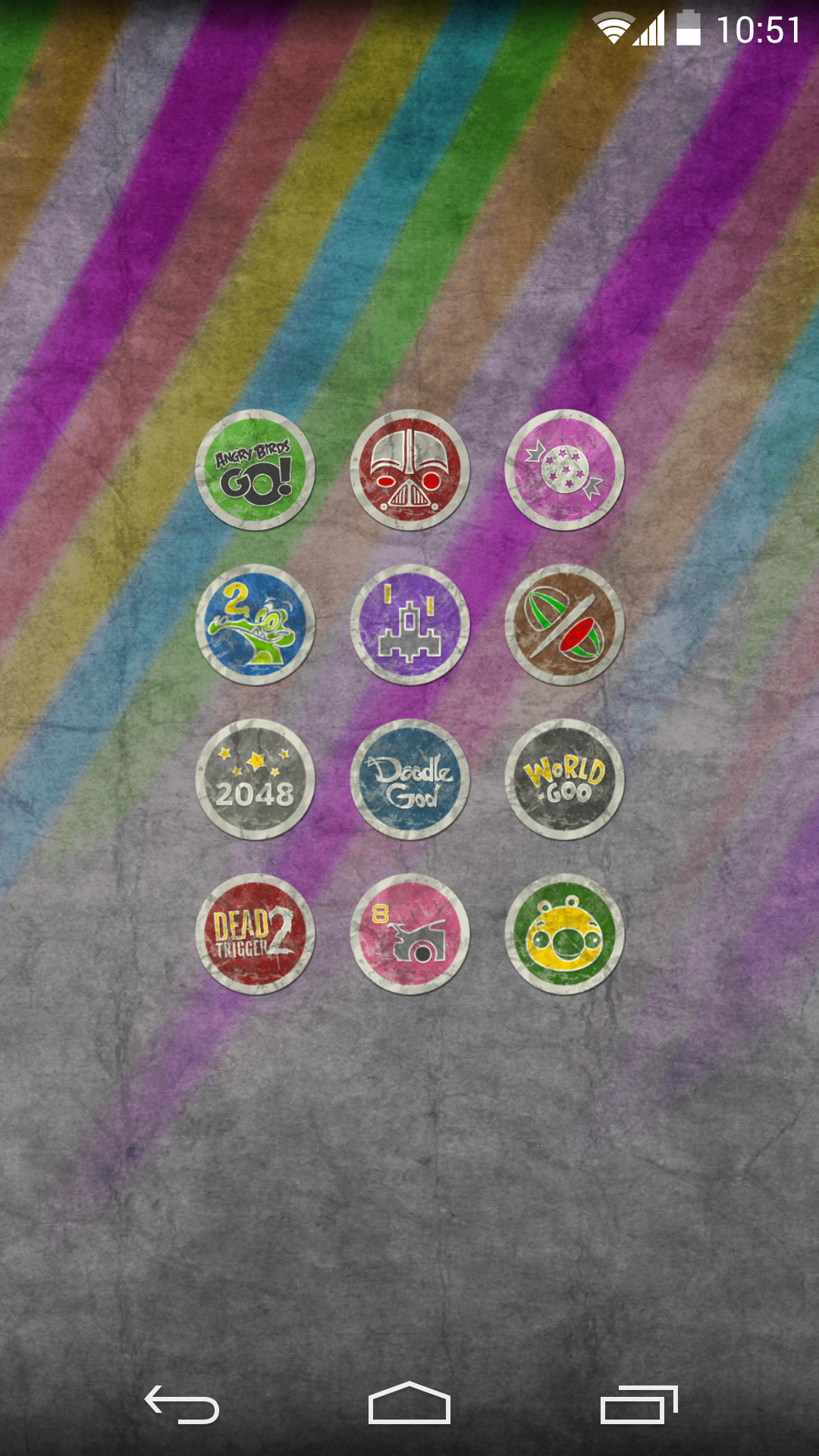 Rugo - Icon Pack screenshot #6