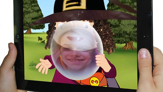 La petite sorcière à l'école Capture d'écran
