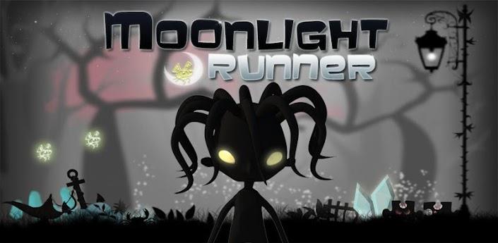 Moonlight Runner - скачать инди игра в стиле Limbo