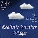 Zooper Realistic Weather icon