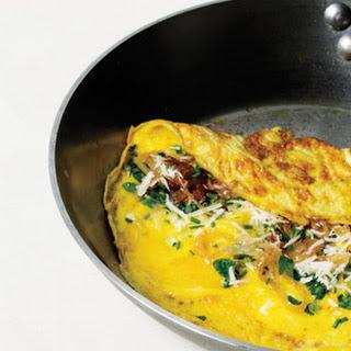 Golden-Brown Omelet