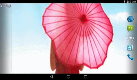 At the Sea Live Wallpaper - screenshot thumbnail