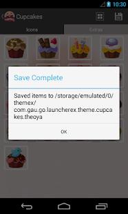 ThemeX: Extract Launcher Theme Screenshot 4