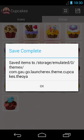 ThemeX: Extract Launcher Theme 2.1.1 screenshot 6845