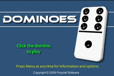 Dominoes Screenshot