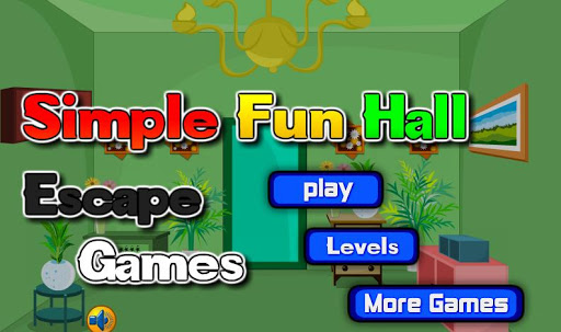 Simple Fun Hall Escape Game