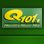 Q101 Merritt's Music Mix