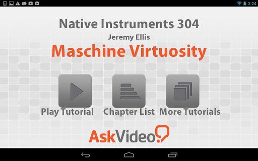 Maschine Virtuosity