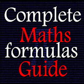 Complete Maths Formulas Guide