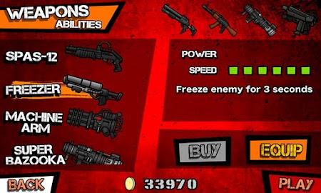 Biofrenzy: Frag The Zombies!! Screenshot 3