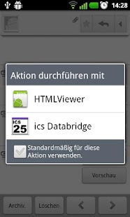 ics Databridge- screenshot thumbnail