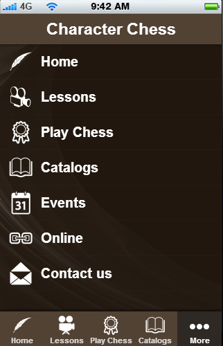 Character Chess