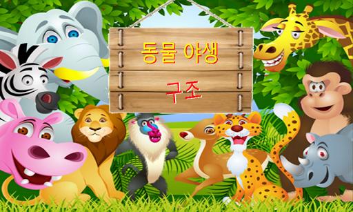 동물 야생 구조