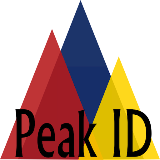 Colorado Peak ID (Beta) LOGO-APP點子