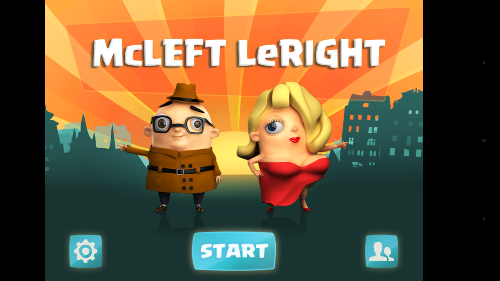 McLeft LeRight Lite - screenshot