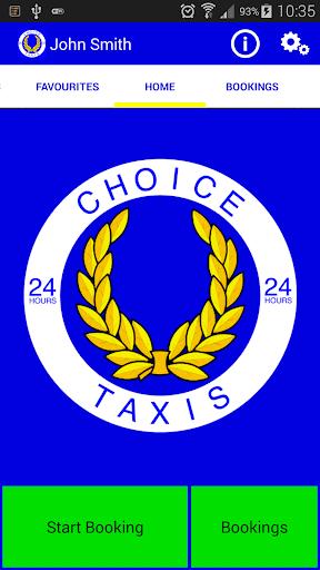 Choice Taxis Hemel Hempstead