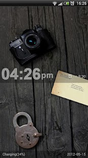 Vintage GO Locker theme- screenshot thumbnail