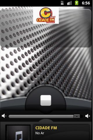 Radio Cidade FM - Floripa - screenshot