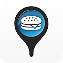 Fastfood Locator icon