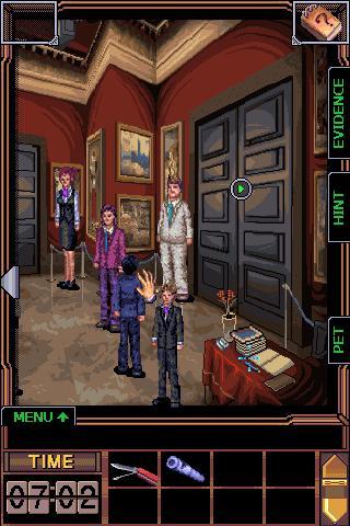 Mystery-Gallery Homicide(Free) - screenshot
