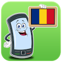 Romanian applications icon