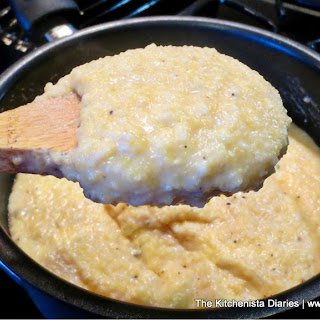Smoked Gouda Stone Ground Grits