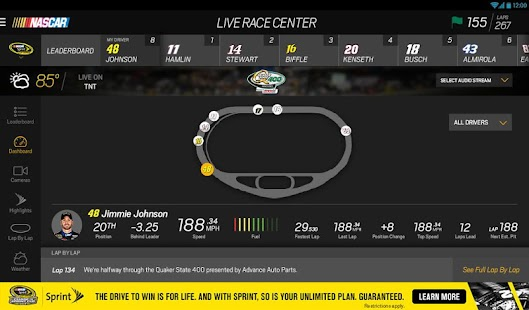 NASCAR MOBILE Screenshot 25